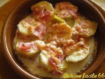 Cœurs d'artichaut gratinés au jambon et parmesan