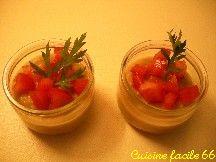Aubergines babajanouj (mousse d'aubergine à la tahina et au citron)