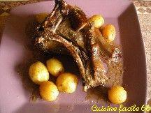 marcassin au four sans marinade