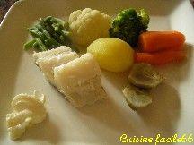 Aïoli Provençal (morue, légumes variés et sauce aïoli)