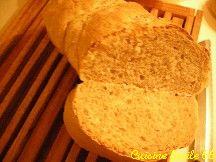 Pain à la levure de boulangerie (méthode rapide)
