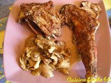 Cuissot & carré de côtes de sanglier (marcassin) en croûte de pain d'épice, moutarde et miel
