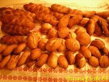 Petits pains alsaciens sucrés à la levure de boulangerie