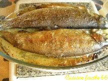 Truites saumonées au four au beurre citronné