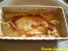 Gratin d'asperges vertes à la crème de jambon de Paris et parmesan