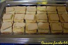 Toast foie gras de canard for Plat unique convivial entre amis